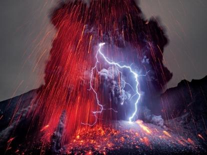 eksplozija magme