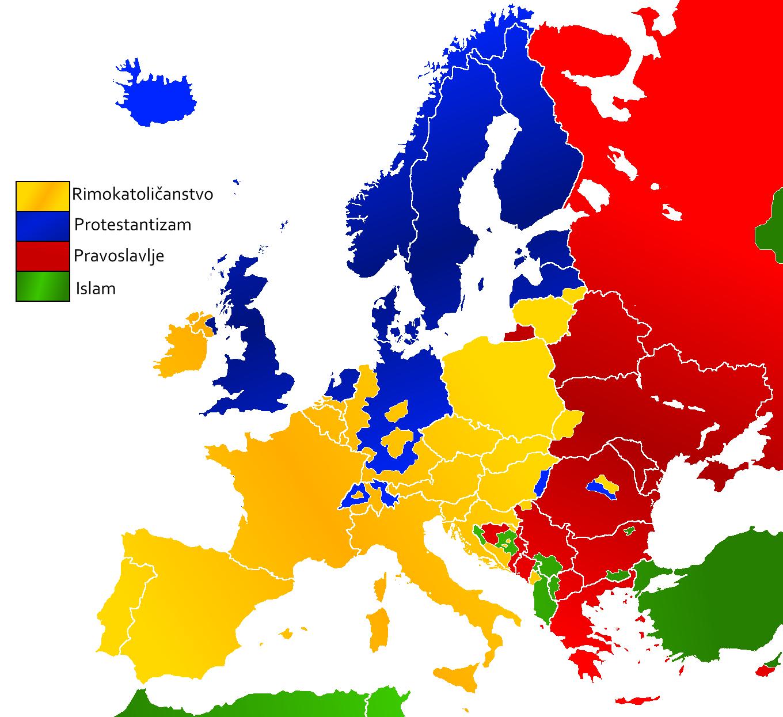 ReligijeEuropa | ZAVRTI GLOBUS